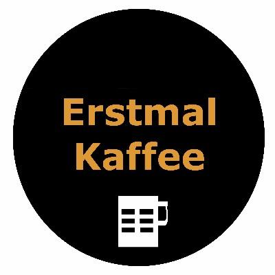 Erstmal Kaffee Cover 2